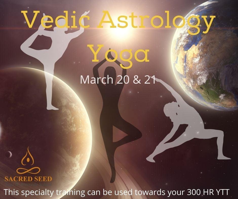 Vedic astrology training